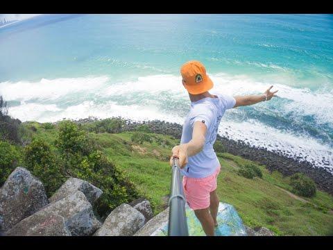 Australian Summer - My backyard adventures! GoPro 4 Black Solo Travel
