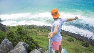 Australian Summer - My backyard adventures!  Newcastle, NSW