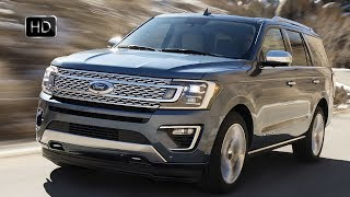2017 Ford Expedition Platinum 4x4 SUV 3.5L EcoBoost Engine -  Driving Footage HD