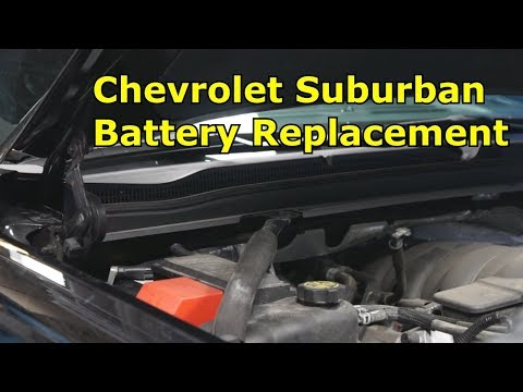 Chevrolet Suburban Battery Replacement - The Battery Shop