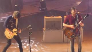 """""""Reverend"""" Kings of Leon@MGM National Harbor Theater Oxon Hill, MD 1/12/17"""