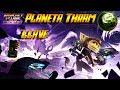 Ratchet & Clank: Nexus - Posiciones de las Llaves del Planeta Thram - 1 de 6