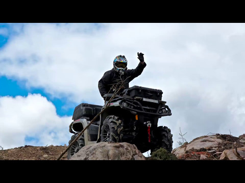 😳Things We See In The Woods🌲 - ATV Adventure - Ingall Falls Area🎣