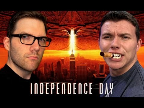 Independence Day - Movie Review By Chris Stuckmann And The Flick Pick