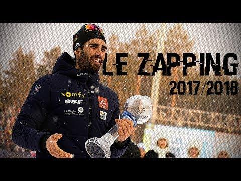 MARTIN FOURCADE - LE ZAPPING 2017/2018