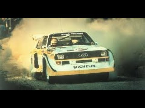 GROUP B-The Golden Era of Rallying | TBN's CHANNEL