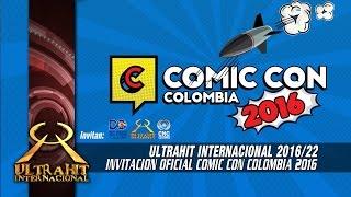 Promo Comic Con 2016