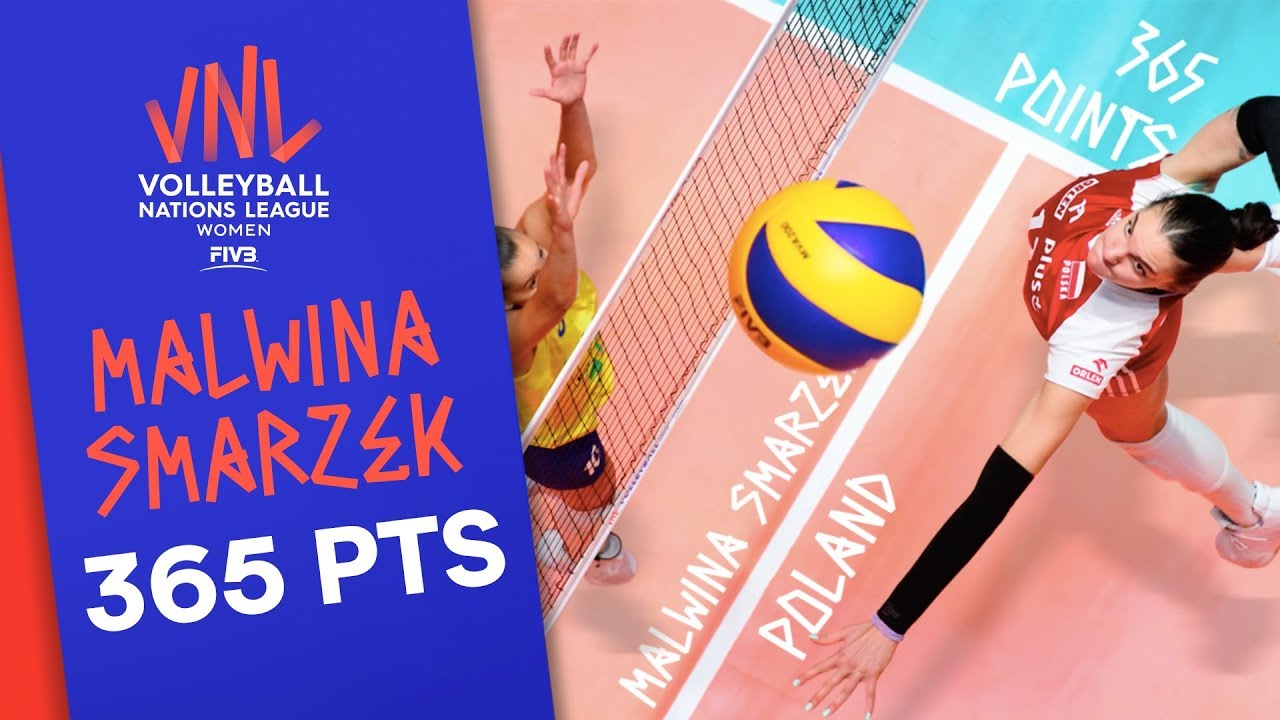 Vnl2019 News Detail Malwina Smarzek We Continued To Fight Fivb Volleyball Nations League 2019