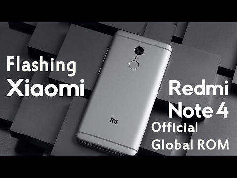 Flash Redmi Note 4 Official Global Rom (MTK) Flashing guide Video thumbnail