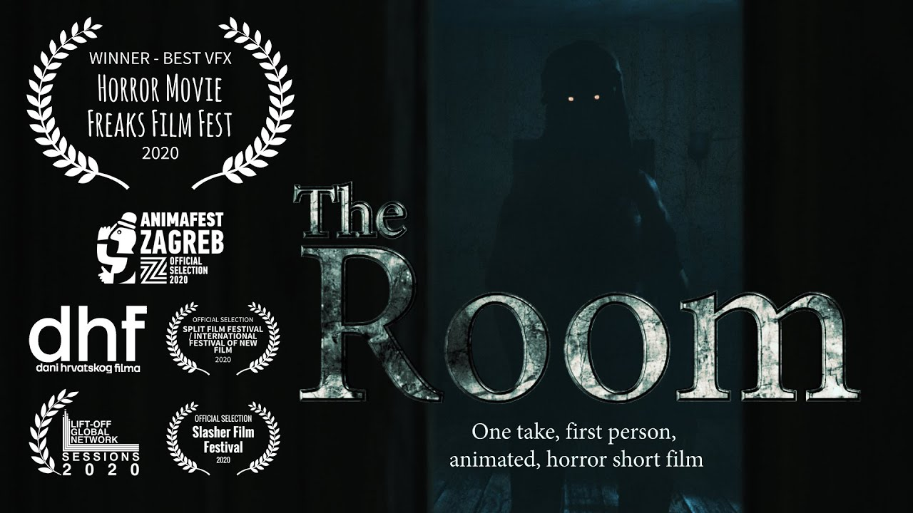 THE ROOM horror short film