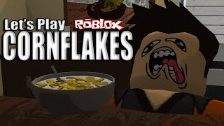 WTF JUST HAPPENED!?! - CornFlakes (Roblox Let's Play)