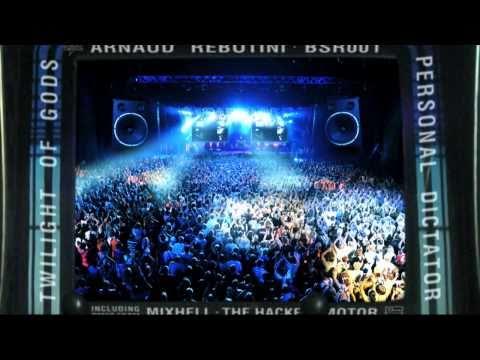 Personal Dictator - Arnaud Rebotini -Official Music Video - BSR001