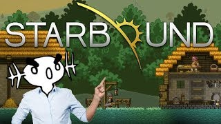 Starbound - Wasted Potential (Review)