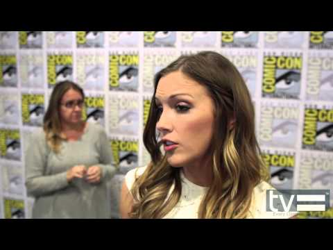 Arrow Season 2: Katie Cassidy Interview