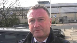 Labour MP Steve Reed on policing in Harlow