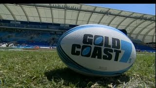Fiji vs Samoa Finals .. Gold Coast 7's 2014/15 Season October 11/12th