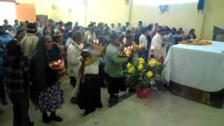 Nuevo Hidalgo, Tlaola, Puebla (Fiesta de San Andrés)