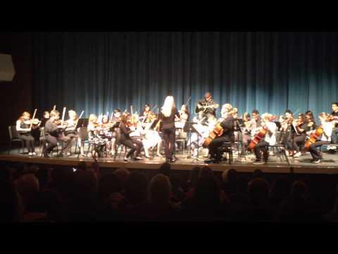 Sedona Charter School Youth Ochestra & SRRHS Orchestra
