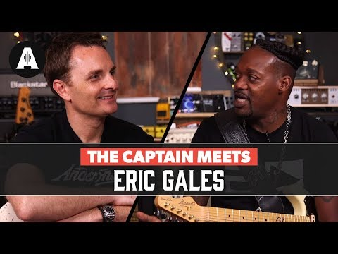 The Captain Meets Blues Rock Legend Eric Gales!