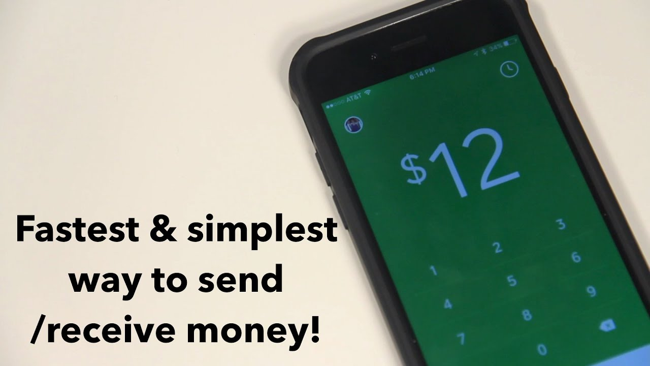Best Way to Send & Receive Money! (Square Cash) - YouTube
