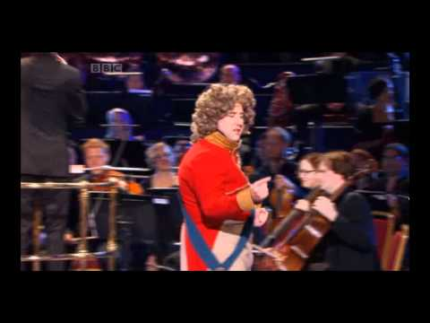 Horrible Histories Prom 2011 | George IV Solo