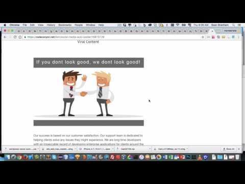 Social Media Autoposter plugin Installation video