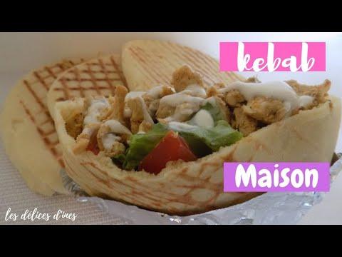kebab-100%-maison-🌮-recette-facile💯-pains-pita-farcis