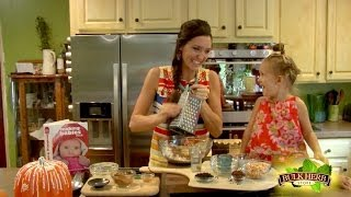 Shoshanna's Kitchen - Episode 138 - Vanilla Spiced Granola