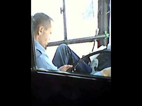 Водитель автобуса в Тюмени