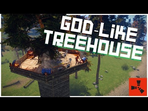The Amazing Treehouse - Rust