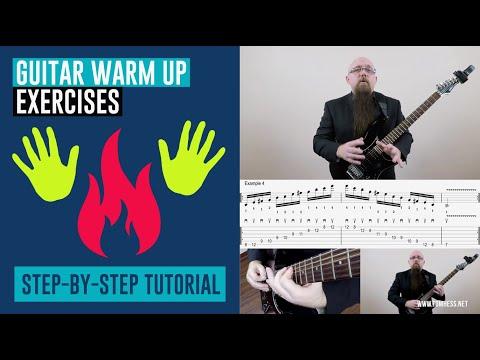 Guitar Warm Up
