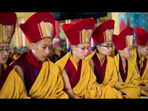 White Tara Sadhana composed by the 5th Shamarpa