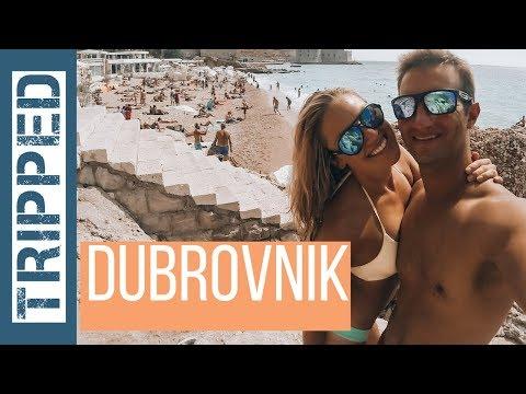 DUBROVNIK VLOG: ROAD TRIP to DUBROVNIK! Game of Thrones Film Loc. & SECRET BEACHES | TRIPPED EP7