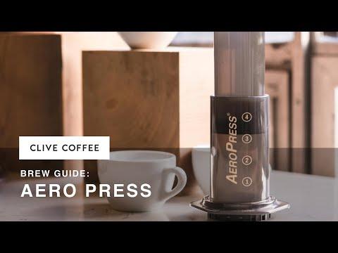 Aero Press Brewing Guide