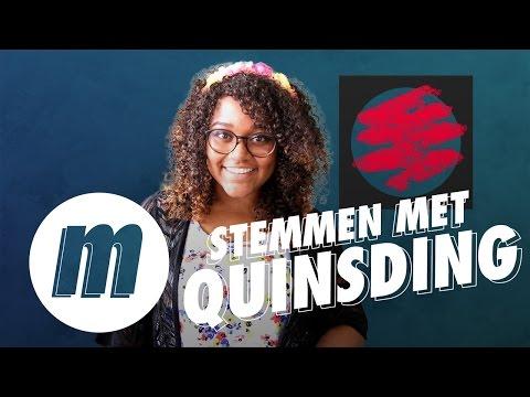 STEMMEN MET QUINSDING | REPORT