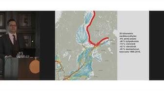 Suomi kokoaan suurempi arktinen maa - Arktisen alueen turvallisuus, Mika Aaltola