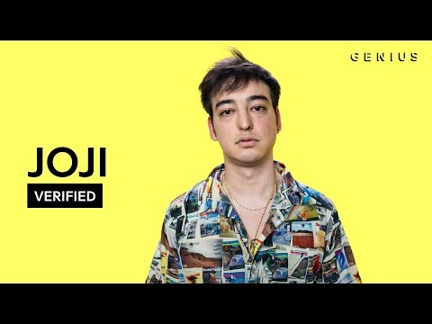 "Joji ""Yeah Right"" Official Lyrics & Meaning 