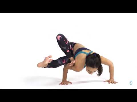 How to Do a Dragonfly Pose (Maksikanagasana) | Yoga Tutorial