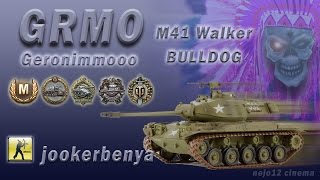M41 Walker Bulldog...9 frag, Pascucci