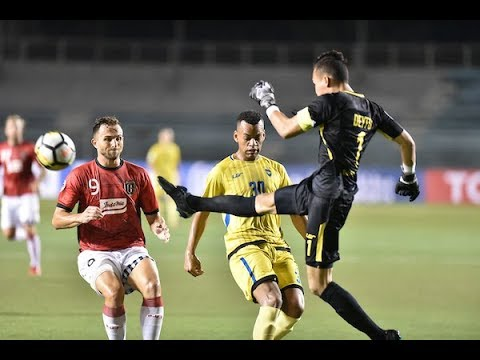 Global Cebu FC 1-1 Bali United (AFC Cup 2018: Group Stage)