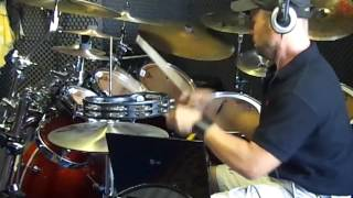 Rocky The Movie - Training Soundtrack - Drum Cover - Marcello D'Elisi