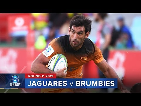 Jaguares v Brumbies | Super Rugby 2019 Rd 11 Highlights