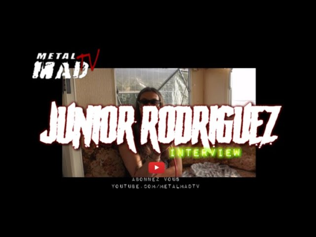 Interview JUNIOR RODRIGUEZ au Motocultor