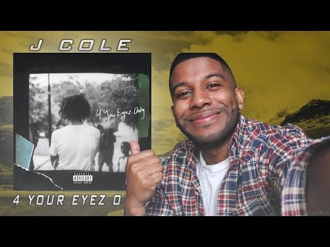 J Cole - 4 Your Eyez Only (Reaction/Review) #Meamda