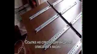 видео 07 «Ирис» Комод (Дуб Бодега)