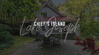 Chief's Island, Lake Joseph