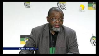 Socio-economic issues being addressed at ANC NEC meeting