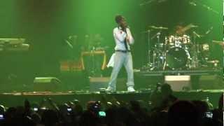Sizzla - Love is devine - Amsterdam Reggae Music Festival - Heinekin Music Hall - 9-2010