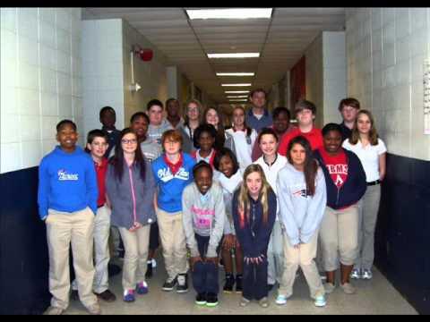 Donnie Bickham Middle School - Mr. Welch