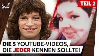 5 YouTube-Videos, die JEDER kennen sollte! - Teil 2 | TOP 5